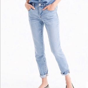 J. Crew Slim Boyfriend Jeans